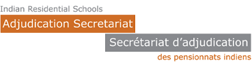 Indian Residential Schools Adjudication Secretariat Logo